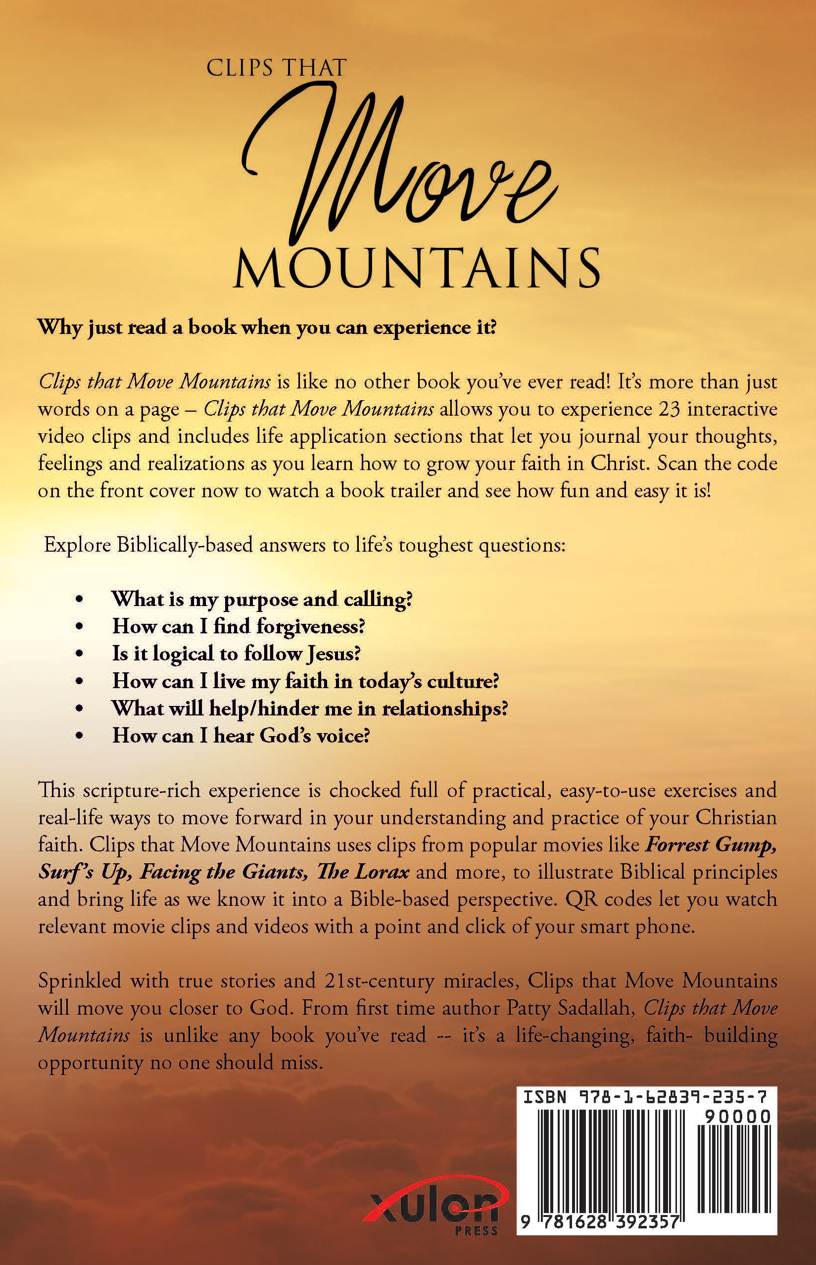 Clips That Move Mountains Back Cover